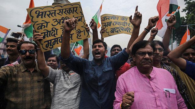 Cammu Keşmir'de Hindistan yasaları geçerli olacak