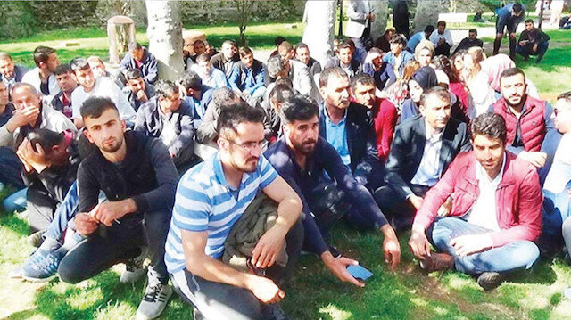 HDP'li olmayan 647 işçi atıldı
