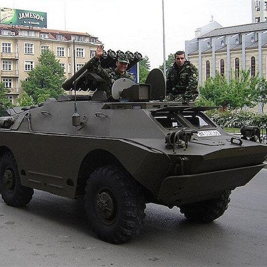 Bulgaria seeks to buy 150 armoured vehicles