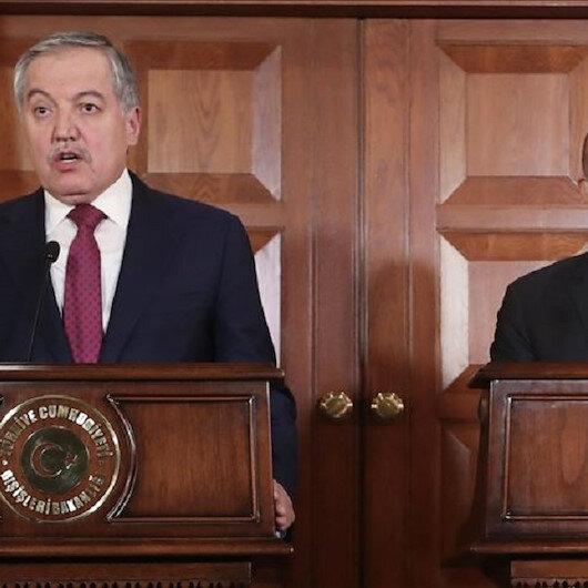 Turkey, Tajikistan agree to boost trade volume