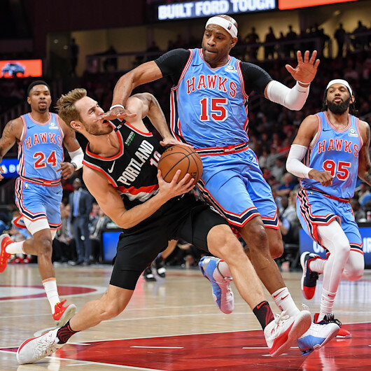Carter to return to Hawks for record-setting NBA season