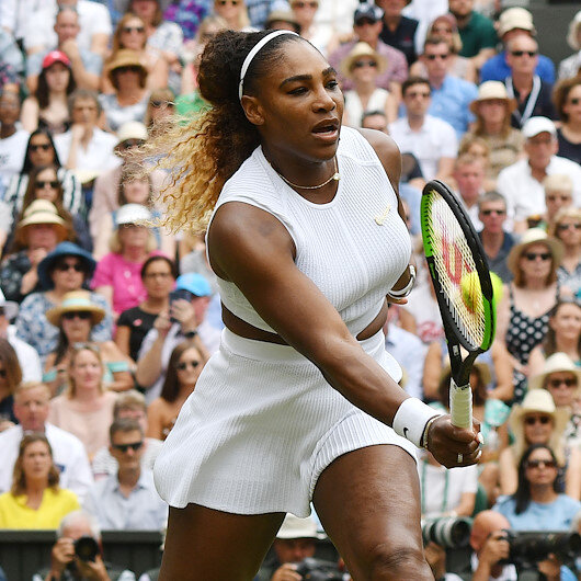 Williams tops Forbes list's highest-paid female athlete
