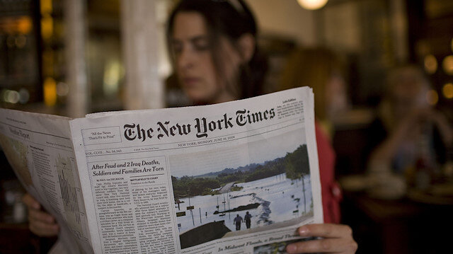 At Last New York Times Gets Serious >> Twitter Cetesi New York Times A Manset Degistirtti