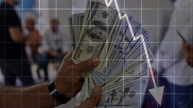 Dolar 5,50'nin altında