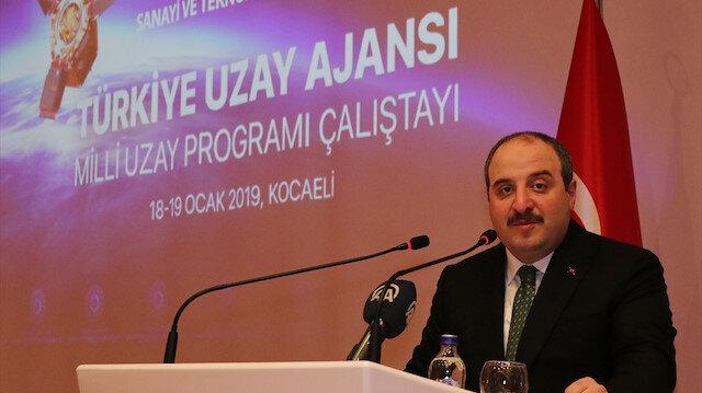 Türkiye Uzay Ajansının yönetimi belli oldu