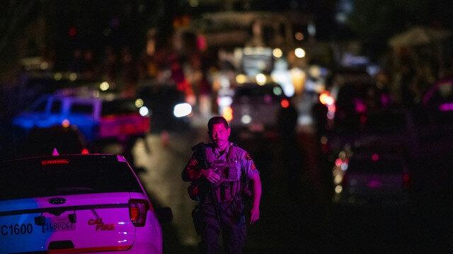 Saldırıda 3 kişi öldü 12 kişi yaralandı.