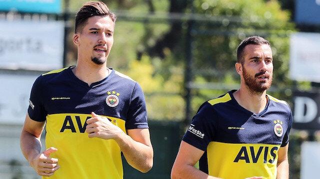 Fenerbahçe'de yeni sezon hazırlıkları devam ediyor.