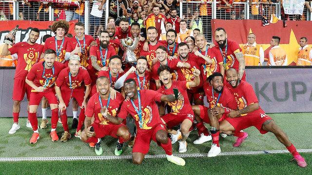 Galatasaray, Akhisarspor'u 1-0 mağlup etti ve TFF Süper Kupa'nın sahibi oldu.