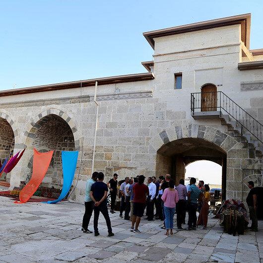 Turkey: Ancient caravansary opens doors to tourism