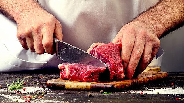 Kurban etini uzun süre poşette tutmayın