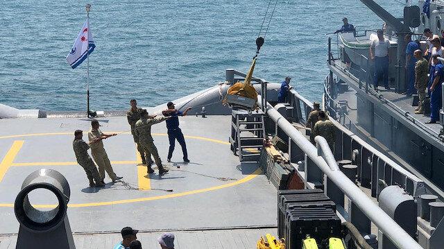 Azerbaycan'da düşen savaş uçağını arama çalışmaları başladı.