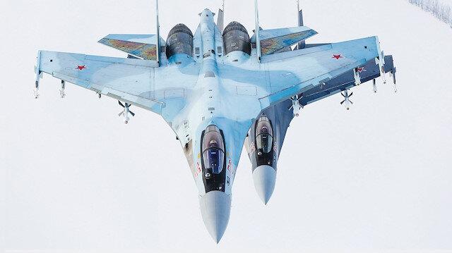 Ve SU-35 masada