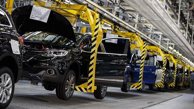 Türk otomotiv sektörü büyümeye devam ediyor.