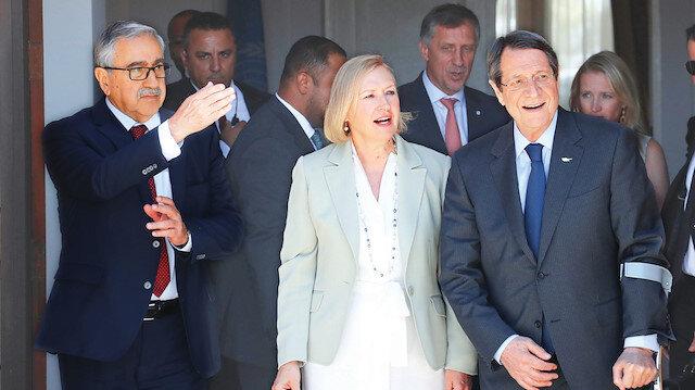 Kıbrıs'ta kritik görüşme.