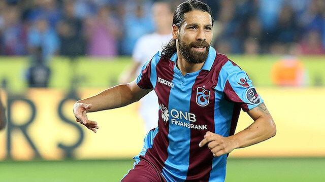 Olcay Şahan, bordo-mavili formayla çıktığı 71 maçta 8 gol atarken 19 da asist yaptı.