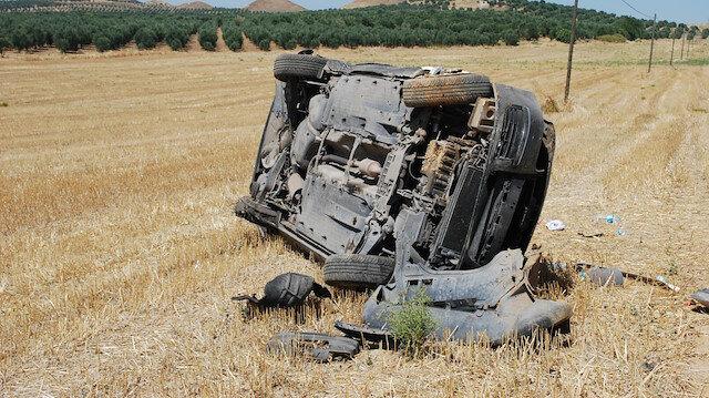 Bayram tatilinin ilk gününde kaza bilançosu: 9 ölü 112 yaralı