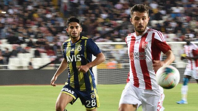 Sarı lacivertlileri 2-1 mağlup eden Sivasspor, kupanın sahibi oldu.
