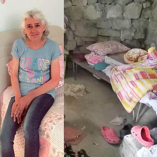 Türkiye'yi ağlatmıştı: Engelli kadın koruma altına alındı