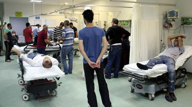Hastaneler 'acemi kasaplar' ile doldu taştı.