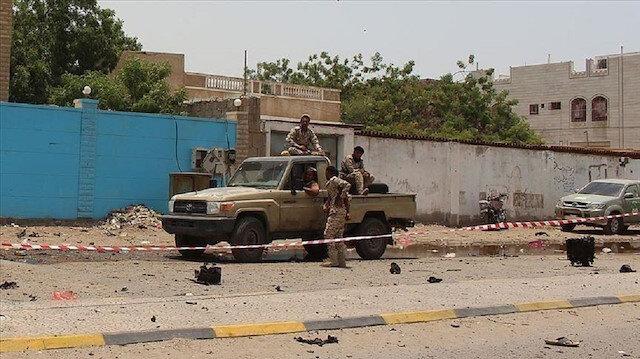 """التحالف العربي يقصف مواقع """"الانتقالي الجنوبي"""" في عدن"""