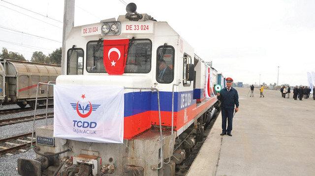 Ankara'dan Tahran'a tren seferi