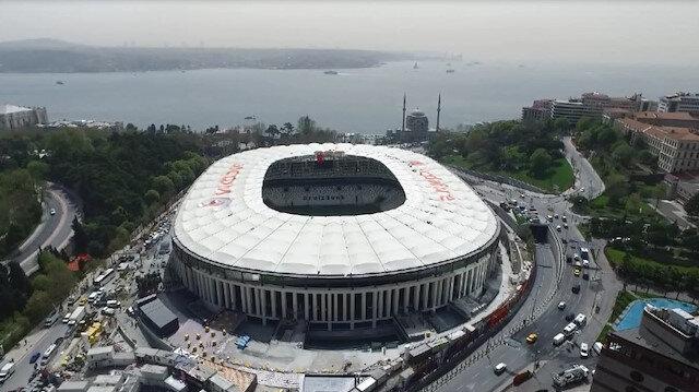 İstanbul Vodafone Park