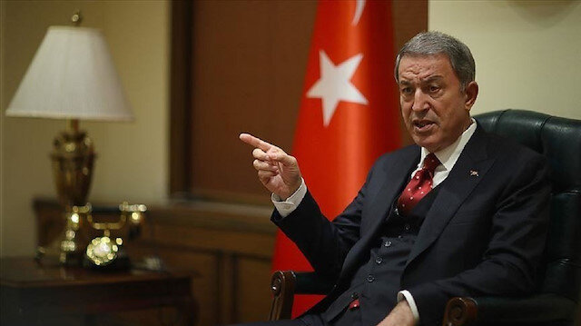 أكار: قريبًا سيفتتح مركز العمليات المشتركة بخصوص المنطقة الآمنة بسوريا