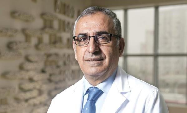 Prof. Dr. Hidayet Akdemir.