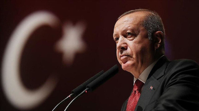 الرئيس أردوغان يتبادل تهاني العيد مع عدد من زعماء الدول