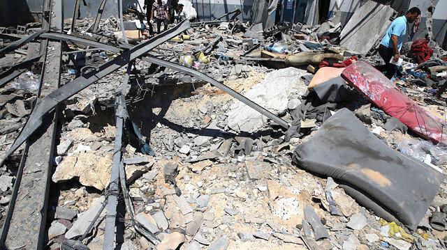 General Halife Hafter, başkent Trablus'u ele geçirmek için 4 Nisan'da saldırı emri vermişti.