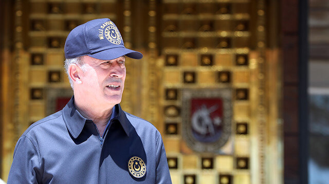 Milli Savunma Bakanı Akar: B planı hazır