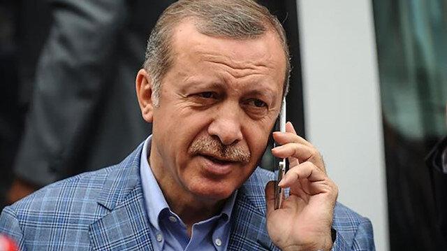 Cumhurbaşkanı Erdoğan; Filistin, Kırgızistan, Kazakistan ve Malezya başkanları ile telefon görüşmesi yaparak bayramlaştı.