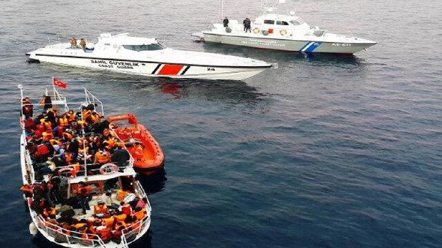 تركيا.. ضبط 83 مهاجرًا أفغانياً أثناء محاولتهم التسلل لليونان