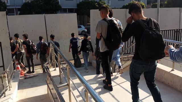 تركيا.. ضبط 61 مهاجرا أفغانيا غير نظامي بأدرنة