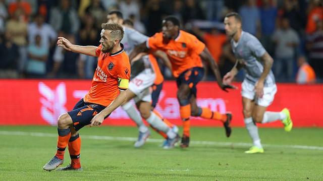 Olympiakos-Başakşehir maç özeti