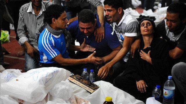 Rabia: Sabah saatlerinden gün batımına kadar devam eden katliam