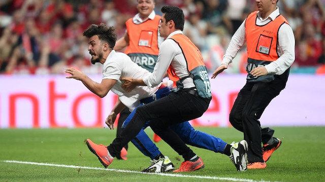 Süper Kupa maçında sahaya girdi takipçilerini kaybetti