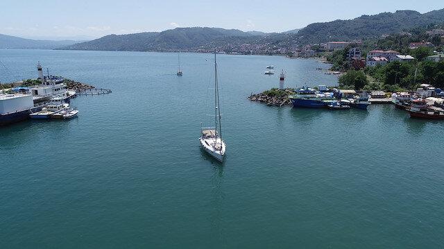 2023'e kadar amatör denizci belgesi alanların sayısının 1 milyona ulaşması hedefleniyor.