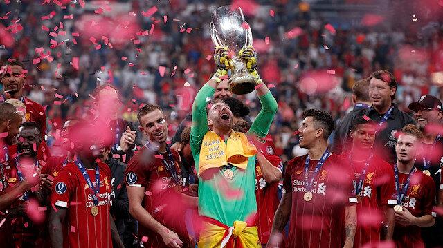 UEFA Süper Kupa Finali'nde Chelsea'yi penaltılarla elemeyi başaran Liverpool, İstanbul'da oynadığı 2. Avrupa Kupası Finali'ni de penaltı atışlarıyla kazandı.