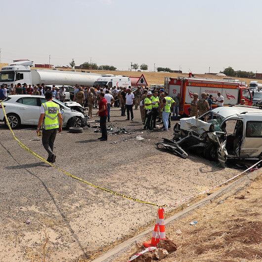 Diyarbakır-Bingöl yolunda feci kaza: 4 ölü 8 yaralı