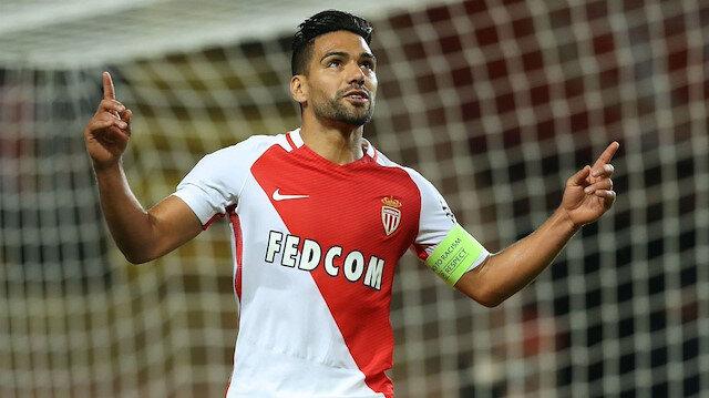 Falcao geçtiğimiz sezon Monaco formasıyla çıktığı 39 maçta 16 gol 2 asist ile oynadı.