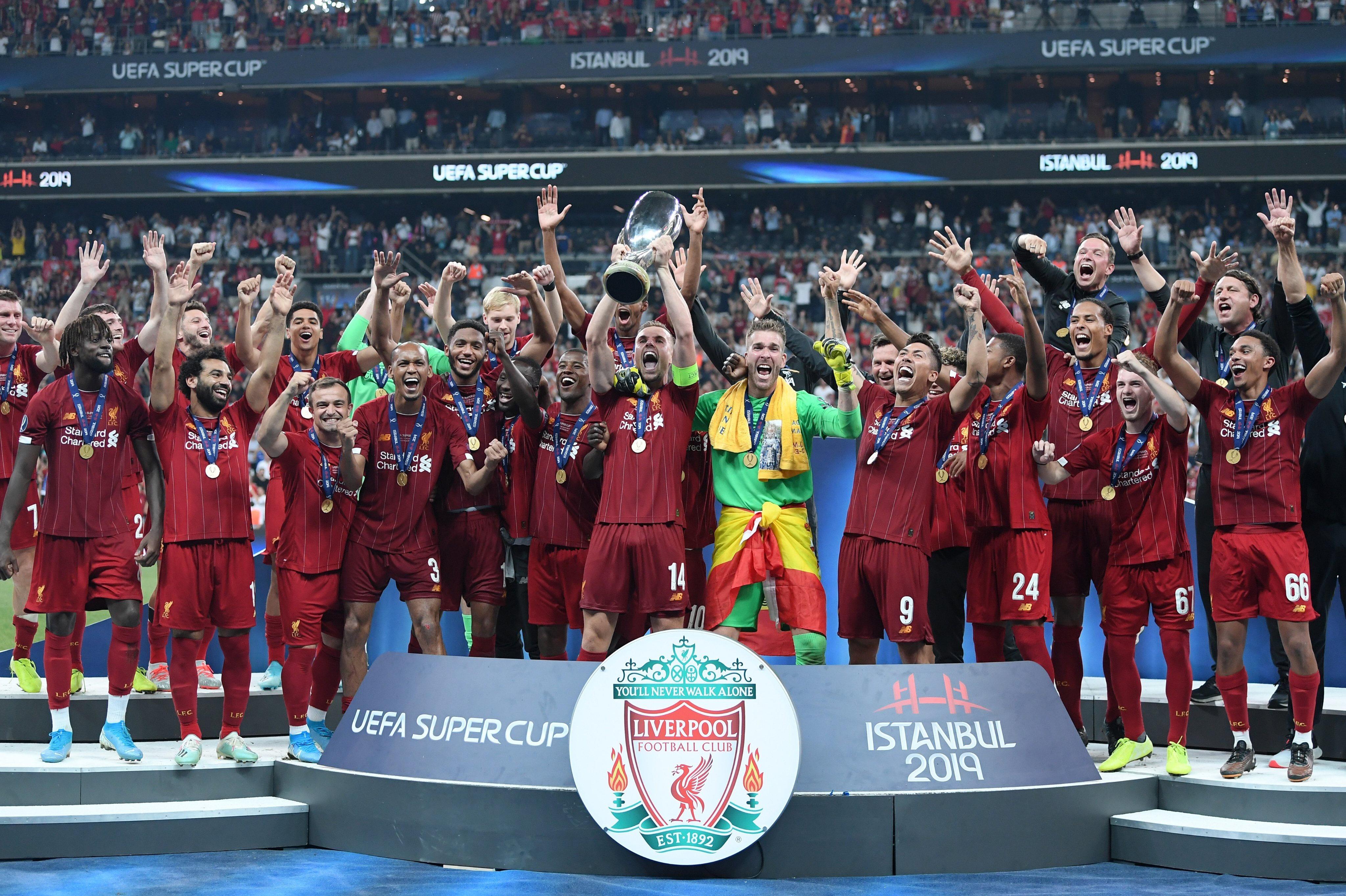 UEFA Süper Kupa'yı Chelsea'yi penaltılarda mağlup eden Liverpool kazandı.