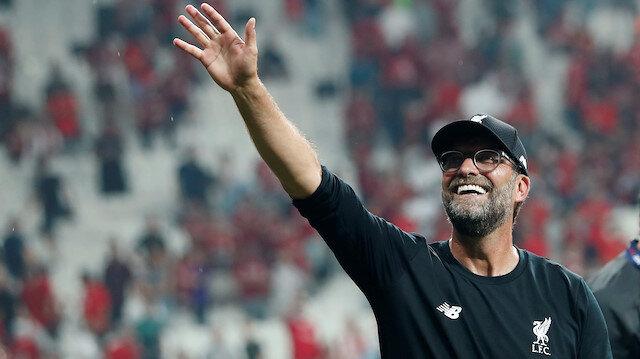 Jürgen Klopp 2015 yılında Liverpool'un başına geçmişti.