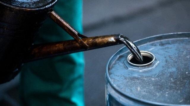 Brent petrolün varil fiyatı 59,29 dolardan işlem görüyor.