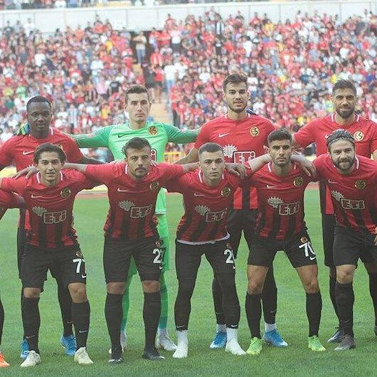 Eskişehirspor lige eksi 6 puanla başlıyor
