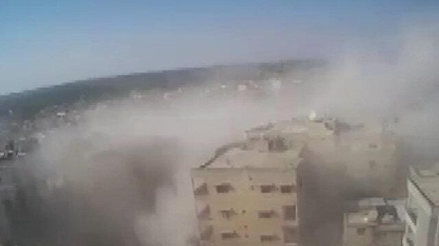 Rusya İdlib'te köyü vurdu: 13 ölü, 20 yaralı
