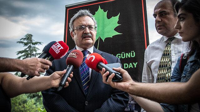 سفير باكستاني: الهند تسعى لانتزاع حق تقرير المصير من الكشميريين