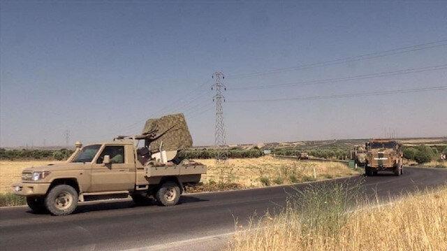 حول المنطقة الآمنة.. قائد أمريكي يجري أعمال تفقدية جنوب شرقي تركيا