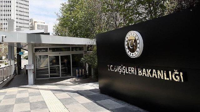 تركيا ترفض دعوة وزير إسرائيلي لـ