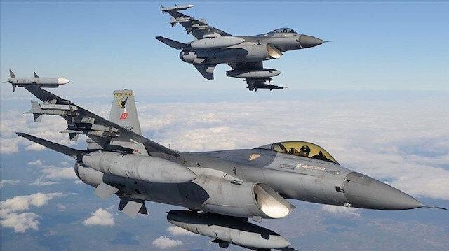 الجيش التركي يقصف مواقع إرهابية شمالي العراق